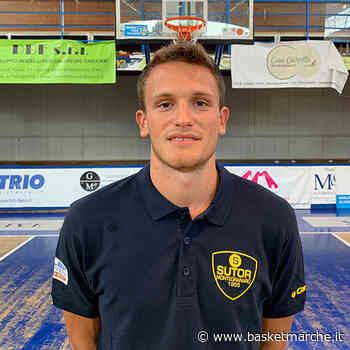 L'ex Sutor Montegranaro Francesco Villa vicino al passaggio all'Use Empoli - Serie B - Basketmarche.it