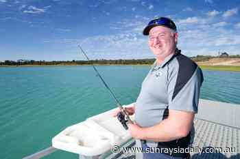 At Ouyen Lake, they're out for the rainbow trout - Sunraysia Daily