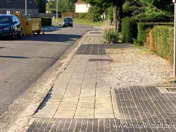 Stoepen wijk Termolen vernieuwd (Zonhoven) - Het Nieuwsblad