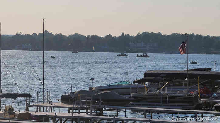 Woman's Body Found After Falling Into Conneaut Lake