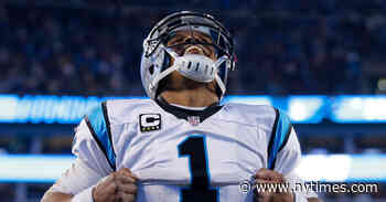Can Cam Newton Be Superman Again?