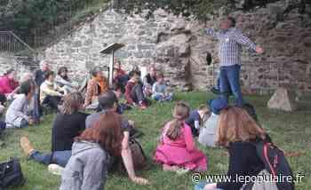 Sept conteurs enchanteurs ce dimanche au site Corot à Saint-Junien - lepopulaire.fr