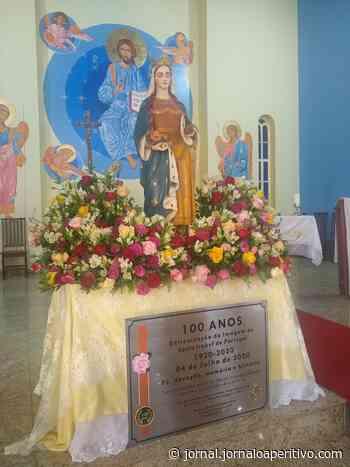 Paróquia de Santa Isabel faz procissão motorizada - Jornal O Aperitivo