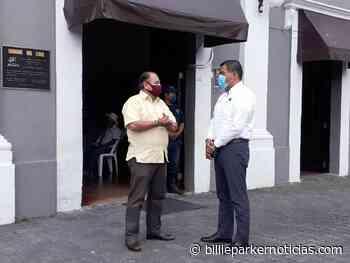 Diputado Carlos Jiménez y alcalde buscarán modernizar la red carretera de Misantla - Billie Parker Noticias