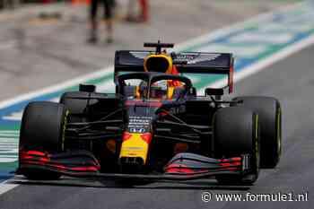 Verstappen gokt op geel: 'Vandaag was Mercedes te snel, morgen hebben we niks te verliezen' - Formule1.nl