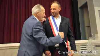 Dourges : Tony Franconville endosse le costume de maire et fixe le cap de son premier mandat - La Voix du Nord