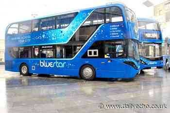 Bluestar bus services to increase in Southampton - Daily Echo