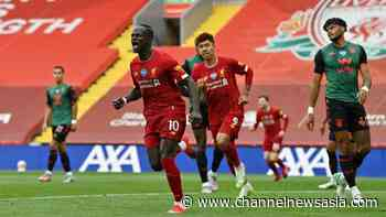Football: Mane boosts Liverpool's record hunt as Man City stumble at Southampton - CNA