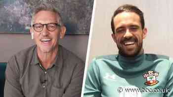 Southampton v Man City: Gary Lineker calls out Danny Ings for Golden Boot answer - BBC Sport