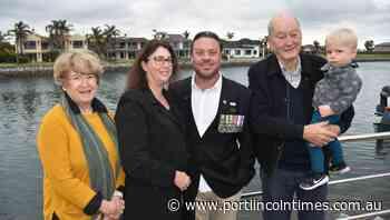 Veteran enjoys Port Lincoln thanks to local program - Port Lincoln Times