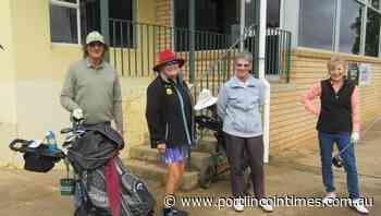 Port Lincoln club championships begin - Port Lincoln Times