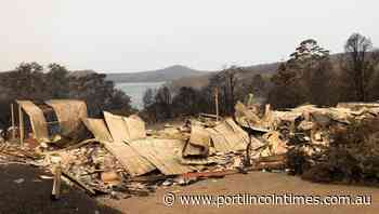 Ex-fire boss tells of dangerous evacuation - Port Lincoln Times