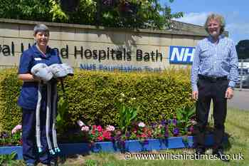 Cooling caps to help reduce patient hair loss presented to Bath RUH