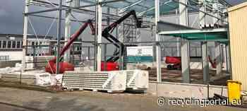 Hellweg erweitert Produktionskapazitäten am Standort Roetgen - RecyclingPortal