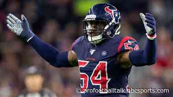 Texans' Jacob Martin: You can't social distance in football
