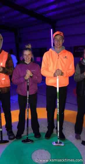 Annual Norquay Glow Bonspiel held at Communiplex - Kamsack Times