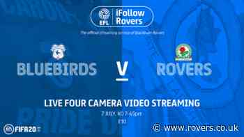 Match pass: Cardiff City v Rovers