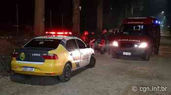 Casal é baleado e homem morre em Piraquara - CGN