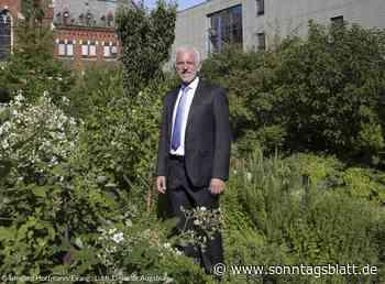 Heinrich Götz wird Kuratoriums-Vorsitzender der Evangelischen Akademie Tutzing - Sonntagsblatt