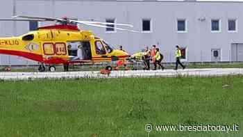 Castel Goffredo: incidente alla Eurolast, ferita 55enne della Nuova Puliras - BresciaToday