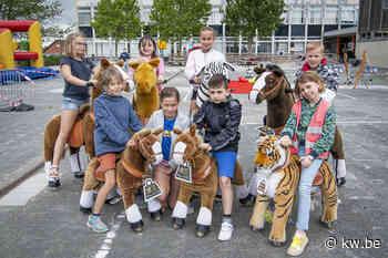 Laatste schooldag ooit in gemeenteschool in Staden - Krant van Westvlaanderen