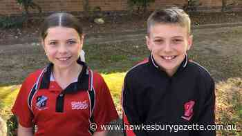 Richmond North Public, St Monica's Richmond Primary captains glad to be 'back to school' - Hawkesbury Gazette