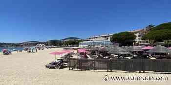 Quel avenir pour les plages privées de Sainte-Maxime? L'enquête publique reprend - Var-Matin