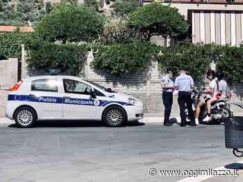 Milazzo, multano auto nell'area pedonale della 'Ngonia Tono: aggrediti due vigili urbani - Oggi Milazzo - OggiMilazzo.it