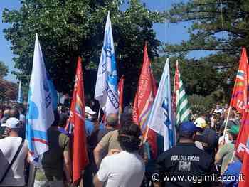 Raffineria di Milazzo, sindacati e federazioni di categoria provano un percorso comune per scongiurare la crisi - Oggi Milazzo - OggiMilazzo.it