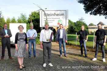 """Heimatstadt kommt zu Ehren: Karnevalisten stellen Motto für närrische Session vor: """"Steinheim – so liebenswert und schön"""" - Westfalen-Blatt"""