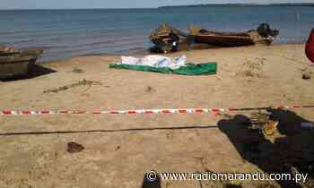 Cuerpo de Hombre desaparecido en aguas del Río Parana fue hallado en Reskin (Cnel. Bogado) - radiomarandu.com.py
