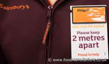 Coronavirus: Sainsbury's ends immediate payment terms for small suppliers