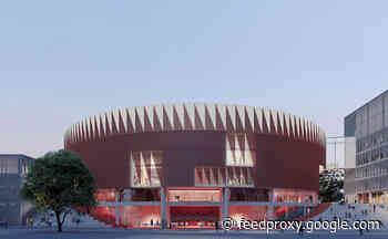 CHYBIK + KRISTOF Wins Competition to Design the Jihlava Multipurpose Arena in the Czech Republic