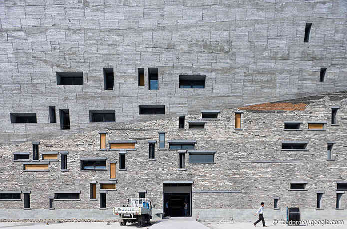 Wang Shu's Works on Contemporary Chinese Architecture with Recycled Materials