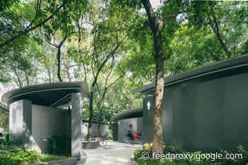 Nantou Public Toilet / Edge Studio
