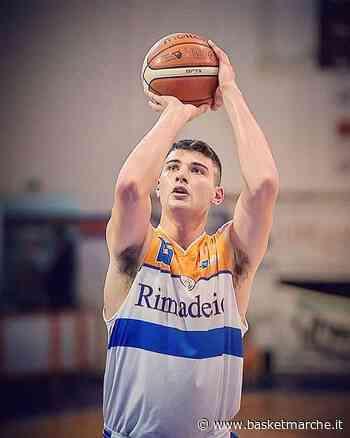 Ufficiale, Giovanni Lenti è il nuovo pivot dell'NP Olginate - Serie B - Basketmarche.it