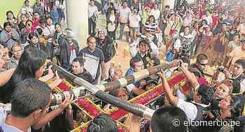 Lambayeque: festividad de la Cruz de Motupe se realizará de manera virtual - El Comercio Perú