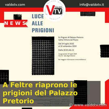 A Feltre riaprono le prigioni del Palazzo Pretorio - Valdo Tv - Organizzazione Giornalistica Europea