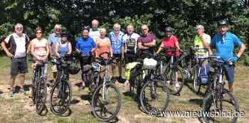 KWB'ers zijn weer op pad met de fiets - Het Nieuwsblad