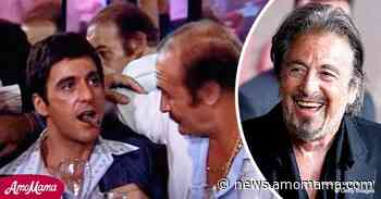 Al Pacino and Rest of 'Scarface' Cast Almost 40 Years after the Iconic Movie Premiered - AmoMama