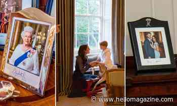 Sweet personal touches inside royal homes: Meghan Markle, Kate Middleton, Prince William, Prince Harry, more - HELLO!
