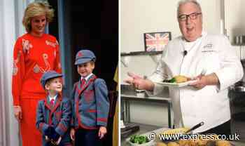 Royal chef shares Prince William and Prince Harry's fave childhood chicken pasta recipe - Express