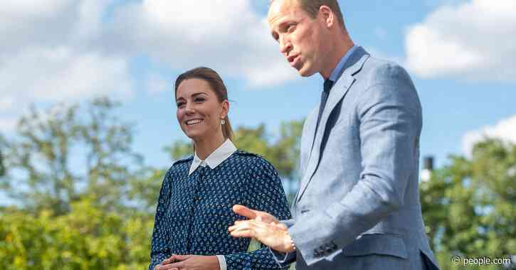 Prince William and Kate Middleton Make Special Visit to Mark National Health Service's 72nd Birthday - PEOPLE