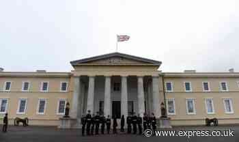 Prince Harry and Prince William's army training college Sandhurst faces HUGE cuts - Express