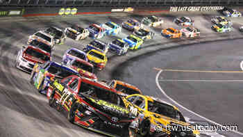 NASCAR Cup Series at Indianapolis Live Stream, Start Time, TV Channel, NASCAR Starting Lineup - For The Win