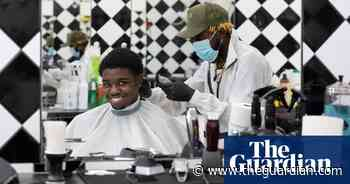 Locks off! London barbers reopen after lockdown - photo essay