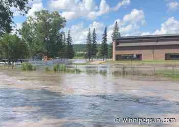 High water advisory issued for Red River - Winnipeg Sun