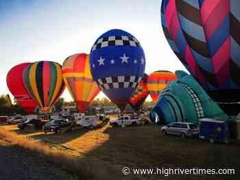 Heritage Inn International Balloon Festival a go for 2020 - High River Times