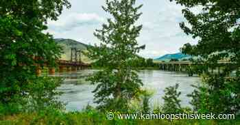 Heavy rains, snow pack have resulted in river levels remaining high into July - Kamloops This Week