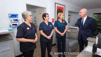 Specialist Care Australia opens 'outreach' centre for cancer patients - The Advocate